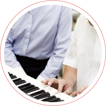 ピアノ講師指導者